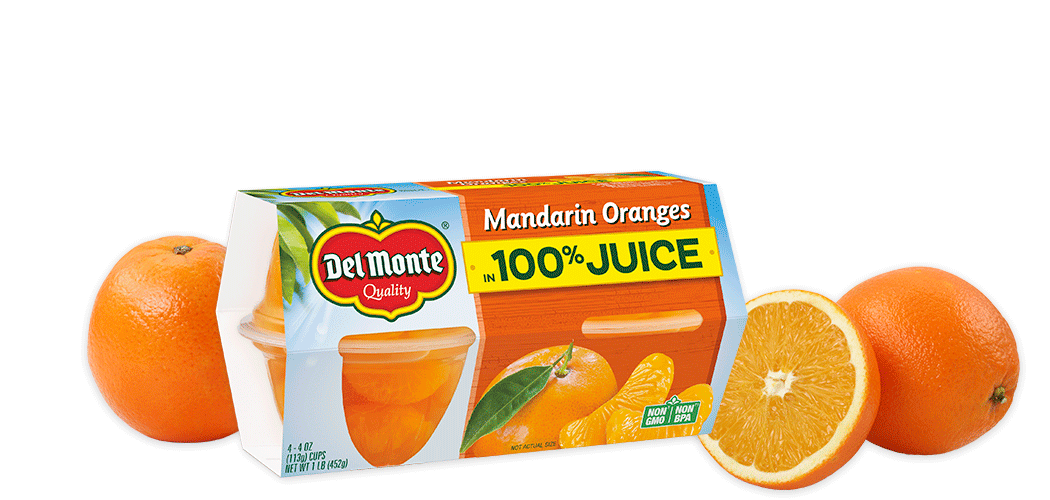 Mandarin Oranges, Fruit Cup® Snacks