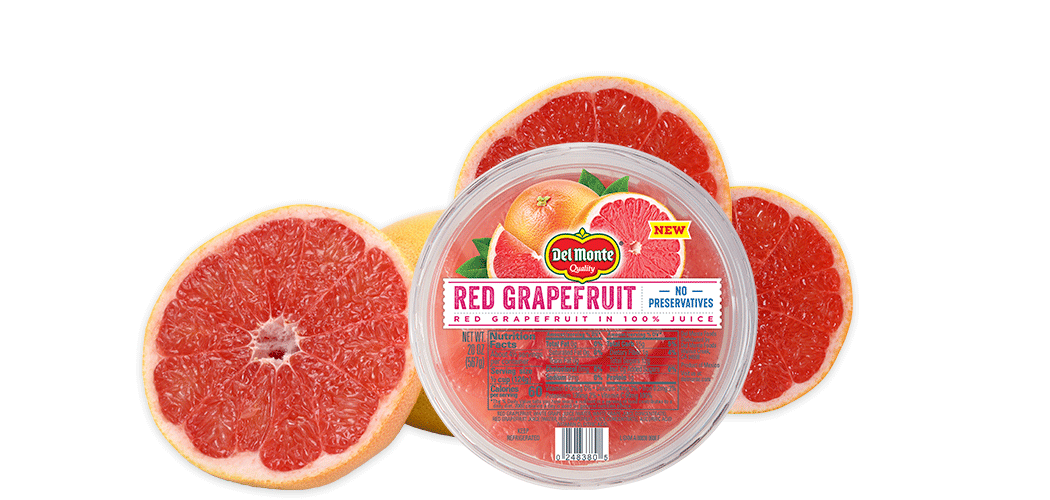 Red Grapefruit Citrus Bowl