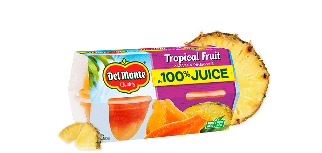 Tropical Fruit, Fruit Cup® Snacks