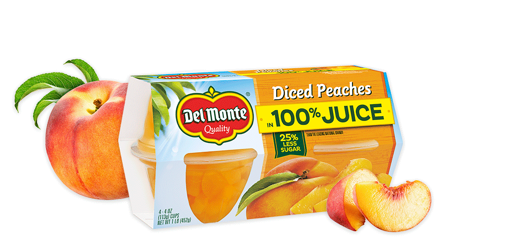 Peaches, Fruit Cup® Snacks