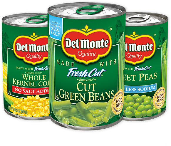 Tripling in size, Del Monte expands