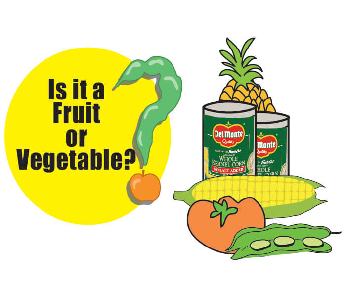 Fruit or Vegetable?
