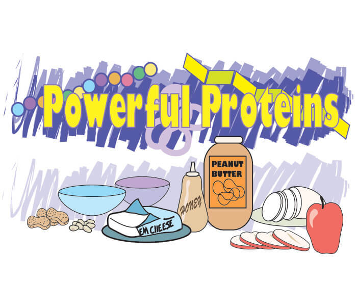 Powerful Proteins