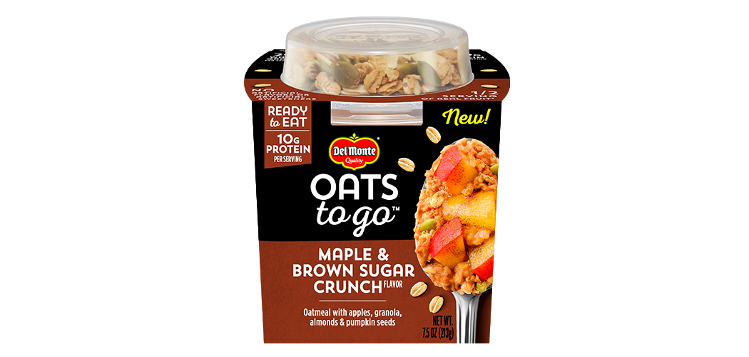 Oats to Go Maple Brown Sugar Crunch