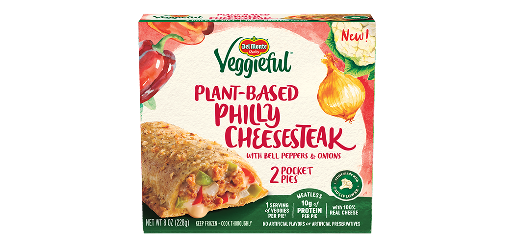 Plant-Based Philly Cheesesteak Pocket Pies