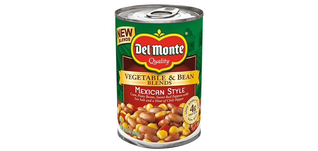 Veg & Bean Blends Mexican Style