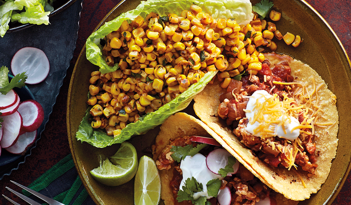 Zesty Mexican Corn