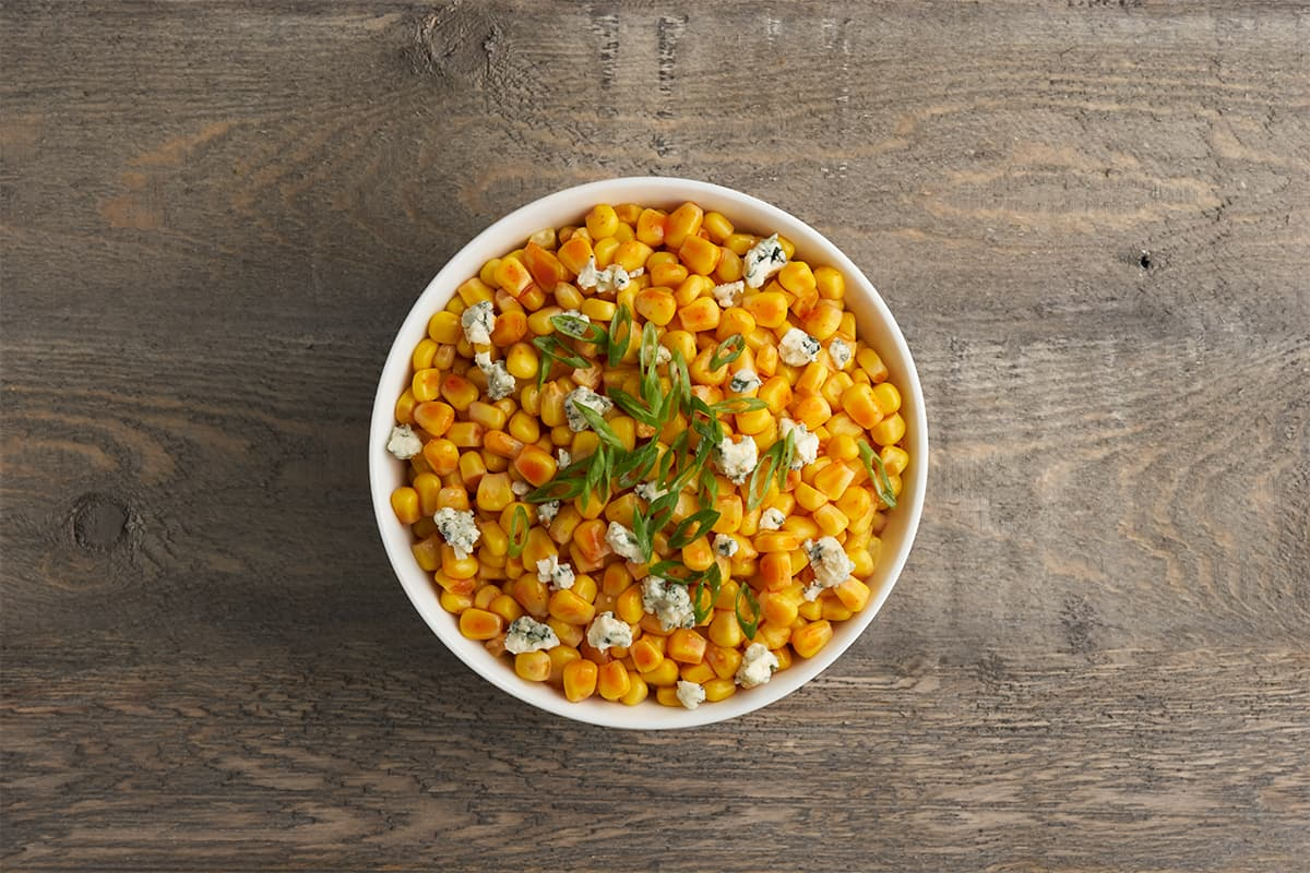 Sides in 5: Buffalo Corn