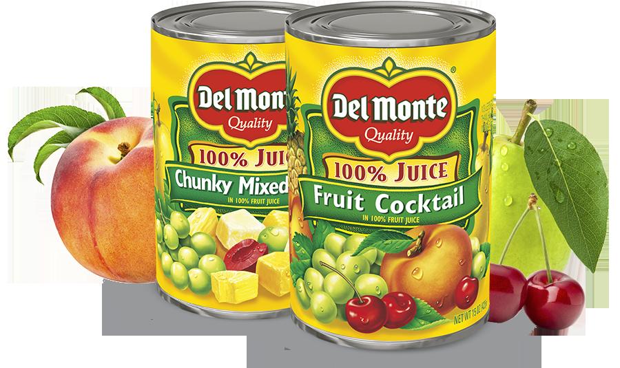 fruits | del monte foods, inc.