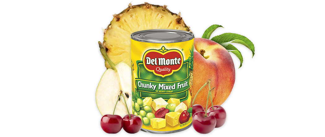 Chunky Mixed Fruit