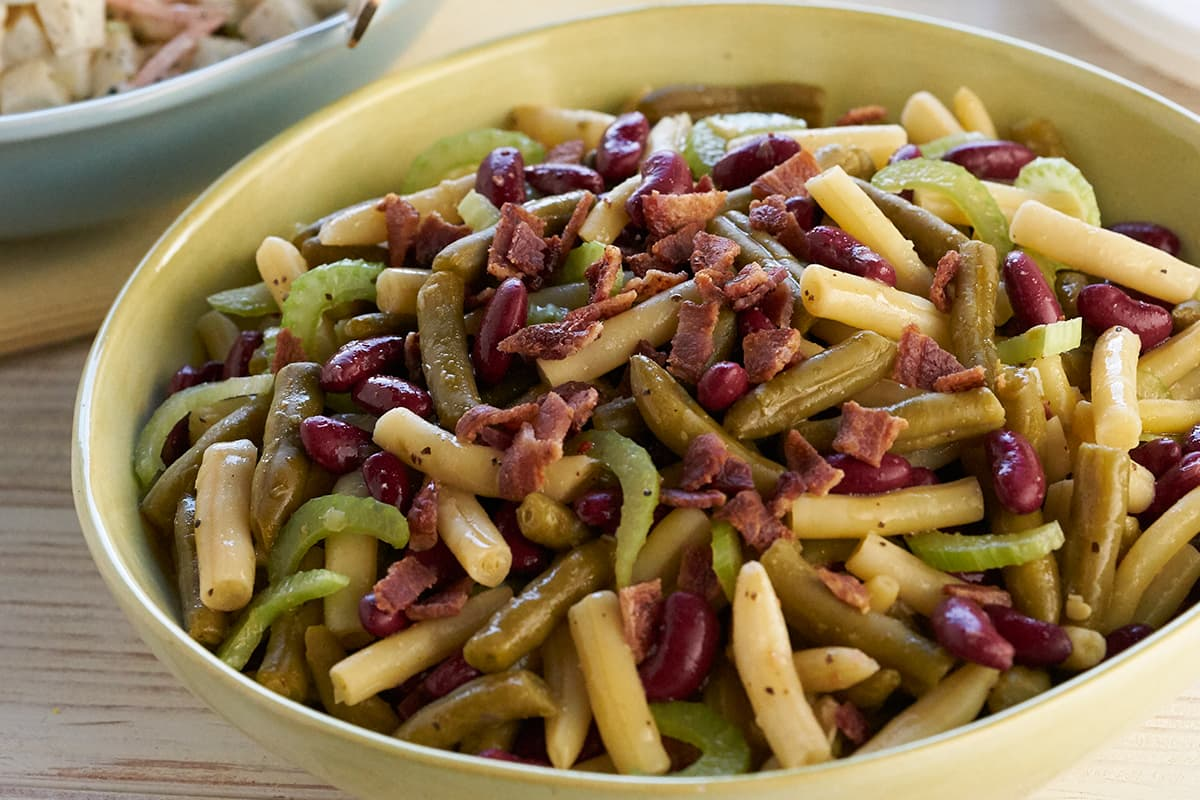 Classic 3-Bean Salad