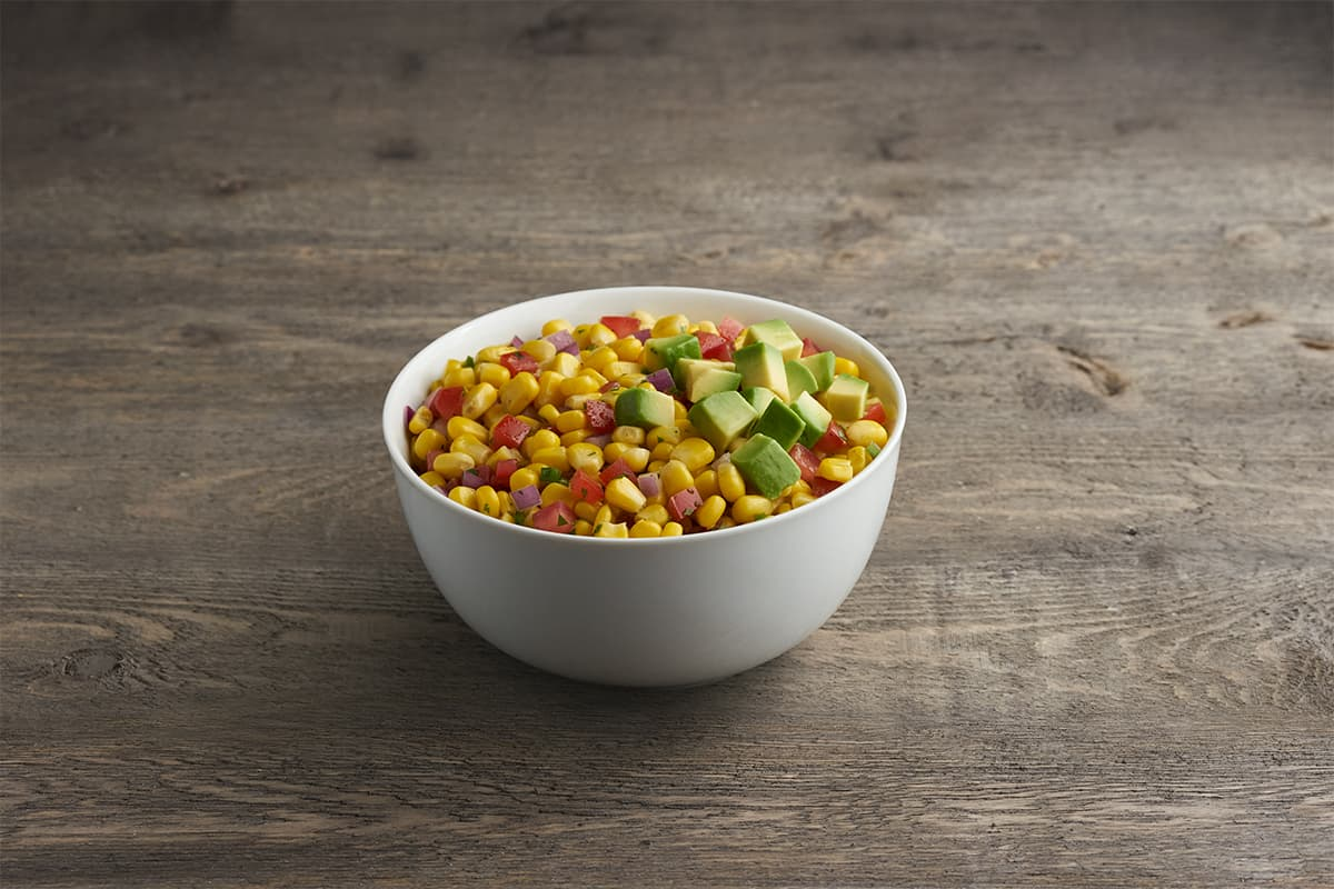 2-Minute Corn Salsa