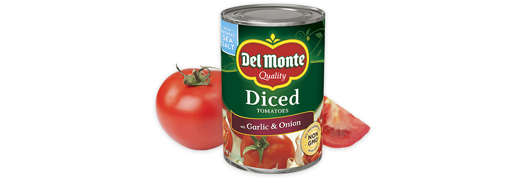 Diced Tomatoes with Garlic & Onion