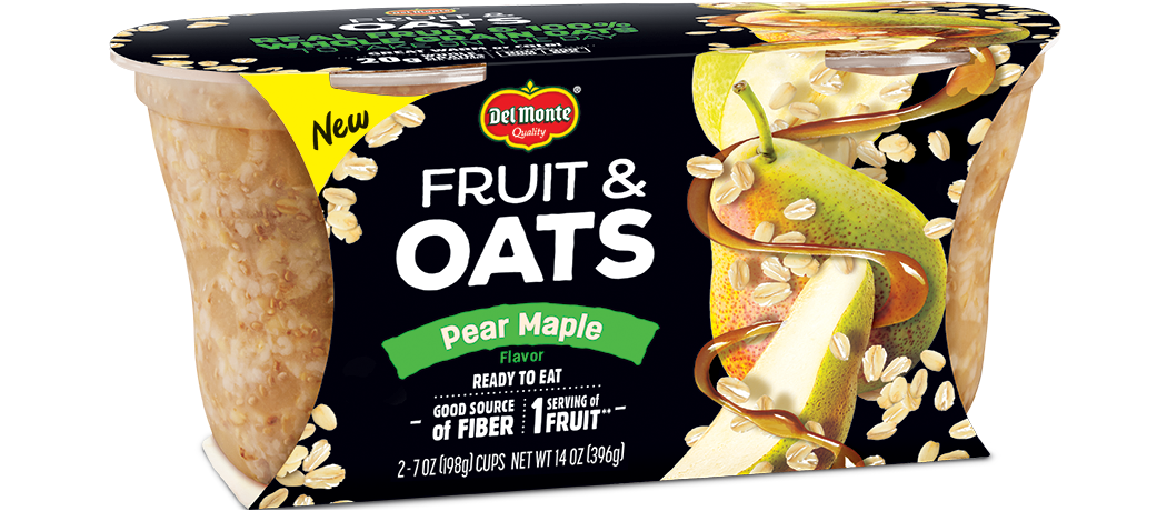 Fruit & Oats Pear Maple