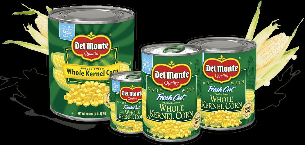 golden sweet whole kernel corn del monte foods inc