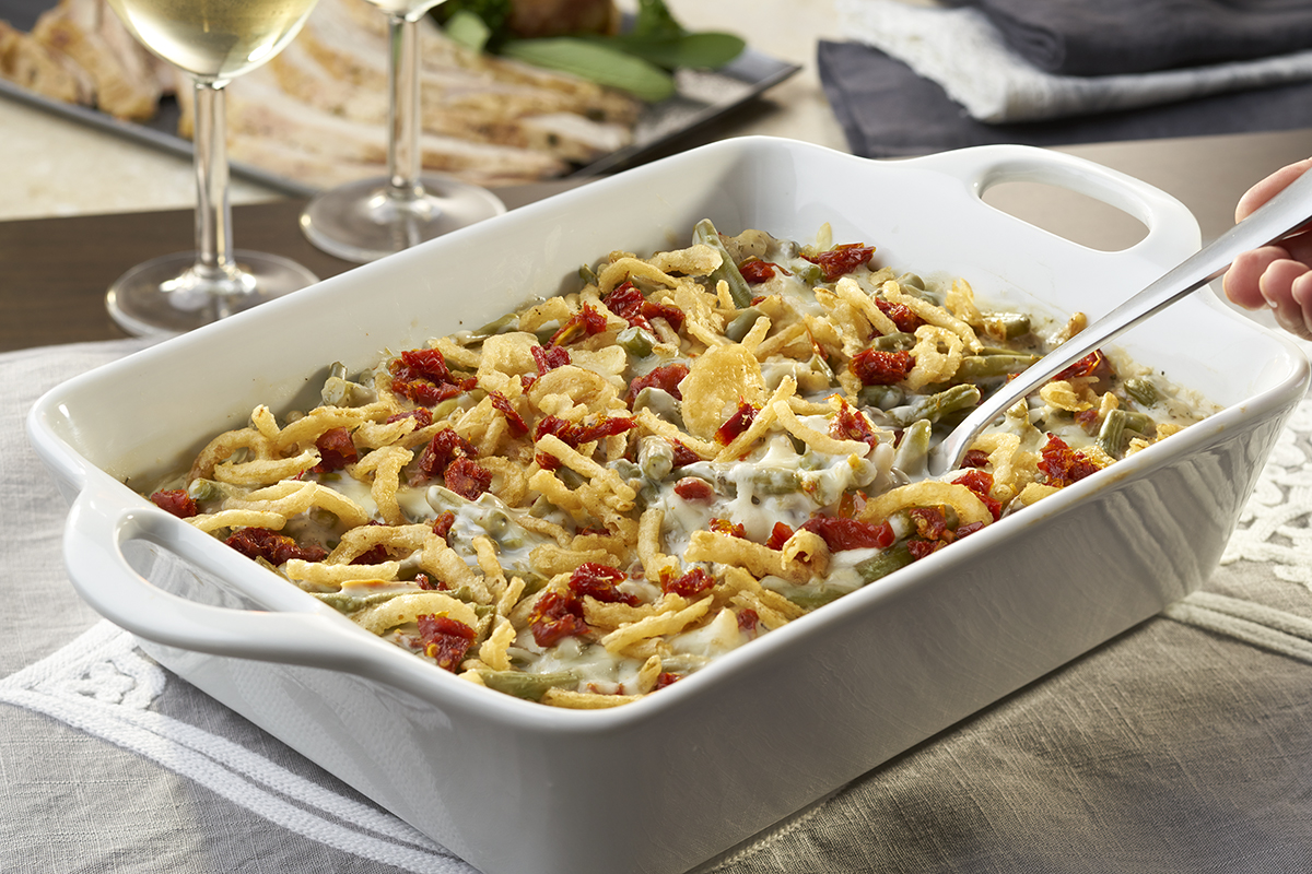 Green Bean Casserole Italiano