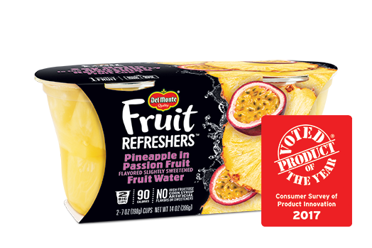 Fruit Refreshers Product of the Year