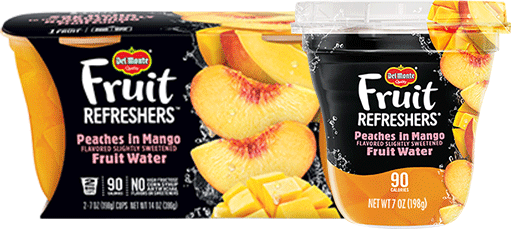 Del Monte Fruit Refreshers Landing Page