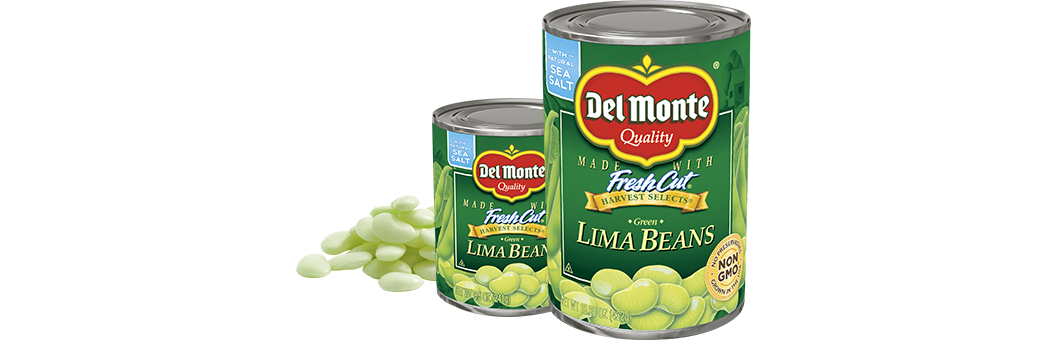 Green Lima Beans Del Monte