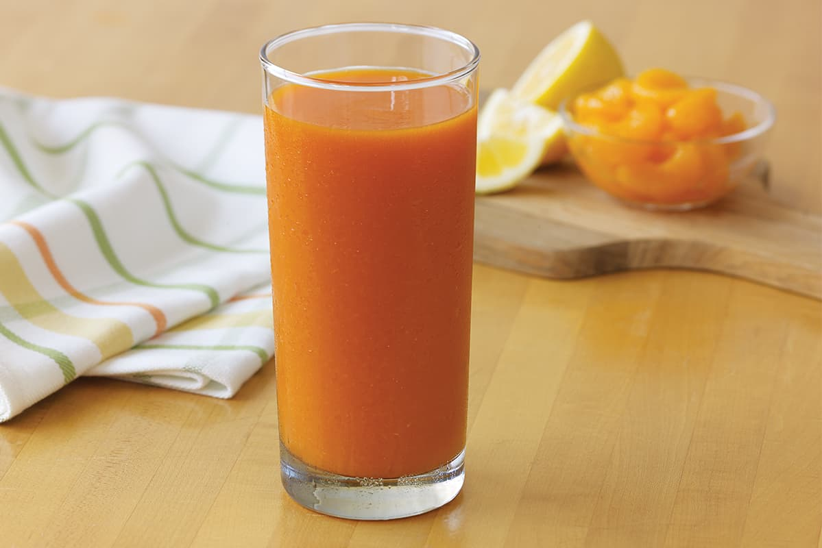 Mandarin-Carrot Juice