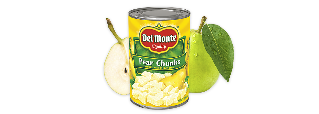 Pear Chunks