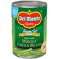 Blue Lake® Whole Green Beans