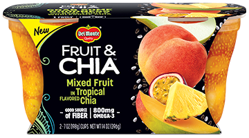 Fruit & Chia™ Mixed Fruit in Tropical Flavored Chia