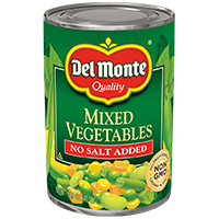 Mixed Vegetables - No Salt Added
