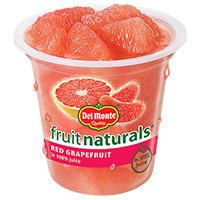 Fruit Naturals® Red Grapefruit