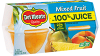Mixed Fruit in 100% Juice, Fruit Cup® Snacks
