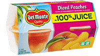 Strawberry Peach Fruit Cup® Snacks - No Sugar Added
