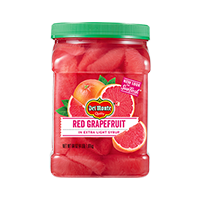 SunFresh® Red Grapefruit in Extra Light Syrup, 64-oz