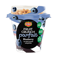 Fruit Crunch Parfait Blueberry