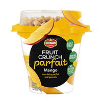 Fruit Crunch Parfait Mango