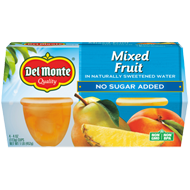 Mixed Fruit Cup® Snacks - No Sugar Added
