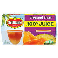 Tropical Fruit in 100% Juice, Fruit Cup® Snacks