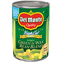 how to cook del monte french style green beans