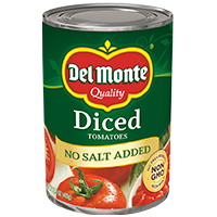 Diced Tomatoes - No Salt Added