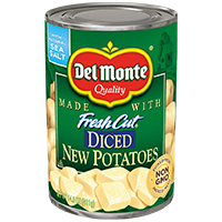 Diced New Potatoes