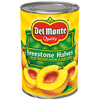 Freestone Peach Halves
