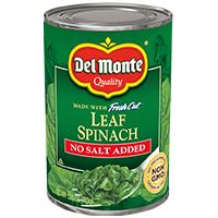 Leaf Spinach - No Salt Added
