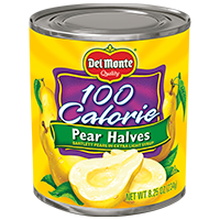 Pear Halves - 100 Calories