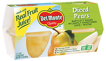 Pears, Fruit Cup® Snacks