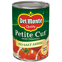 Petite Cut® Diced Tomatoes - No Salt Added