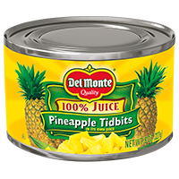 Pineapple Tidbits in 100% Juice