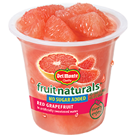 Fruit Naturals® Red Grapefruit - No Sugar Added