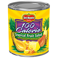 Tropical Fruit Salad - 100 Calories