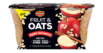 Fruit and Oats Apple Cinnamon