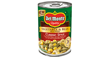 Vegetable & Bean Blends Classic Style