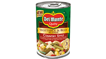 Vegetable & Bean Blends Country Style